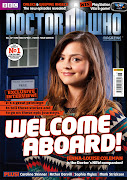 Exclusive JennaLouise Coleman interview in DWM 446 (dwm)
