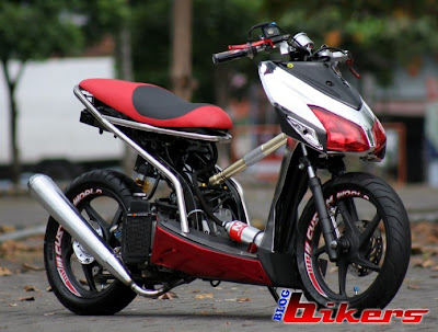 vario drag modifikasi