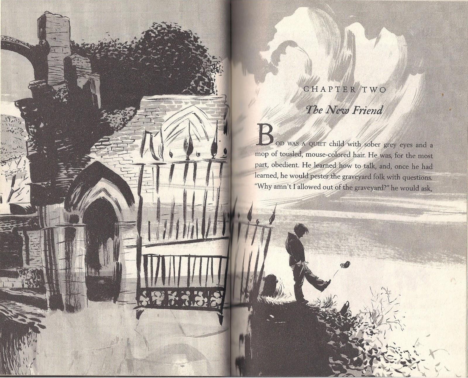 the graveyard book Children's bookshelf spoke with neil gaiman about his new novel, the  graveyard book (harpercollins.