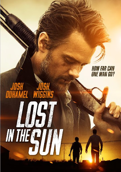 Poster of Lost in the Sun 2015 720p BRRip English