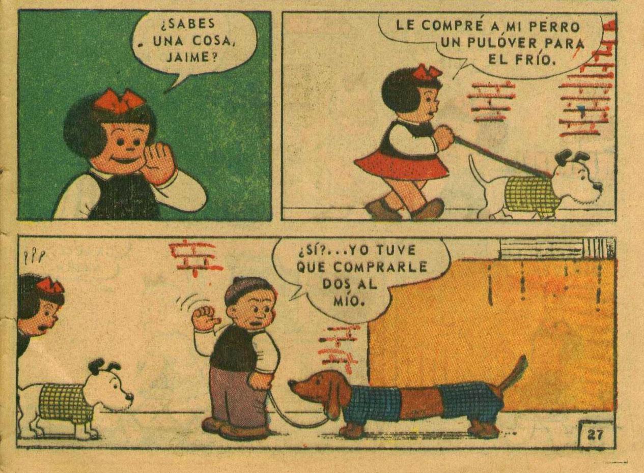 Personaje de la historieta de Nancy