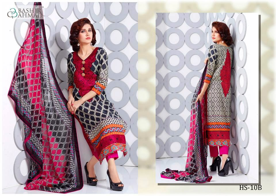 Haseen Summer Lawn 2015 Collection