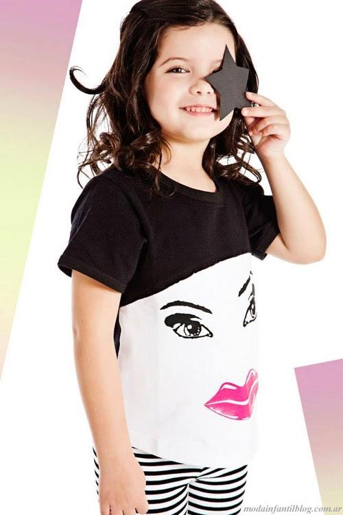 moda infantil primavera verano 2014 niñas