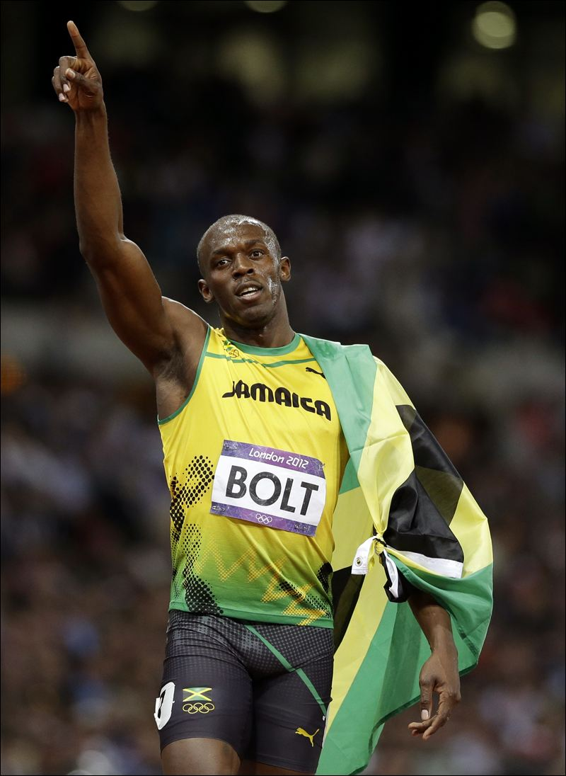 Usain  Lighting  Bolt The Fastest Man in the Earth  sc 1 st  Tales from Jamaica - blogger & Tales from Jamaica : Usain