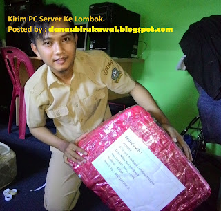 PACKING PC SERVER