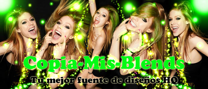 ♥ Copia-Mis-Blends ♥