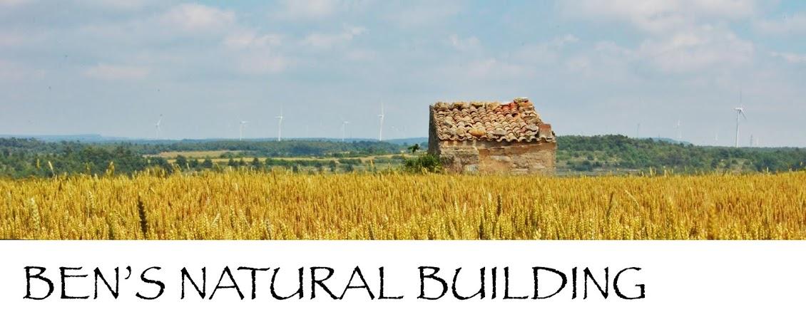 Ben's Natural Building
