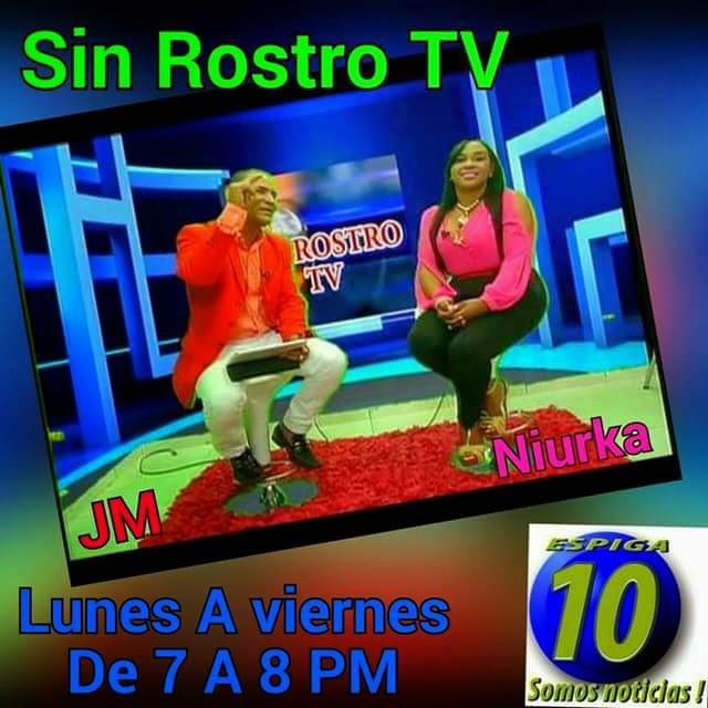 SIN ROSTRO TV LOS MONSTRO