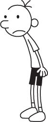 how to draw cartoons like greg heffley