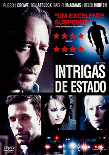 Intrigas de Estado - DVDRip Dual Áudio
