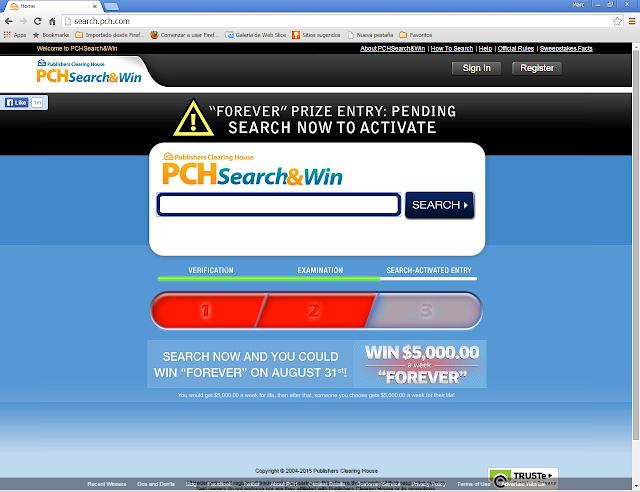 PCHSearch o Search.pch.com
