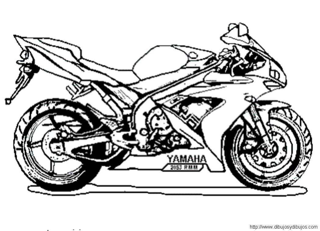 Dibujos de Motos  Vida Blogger