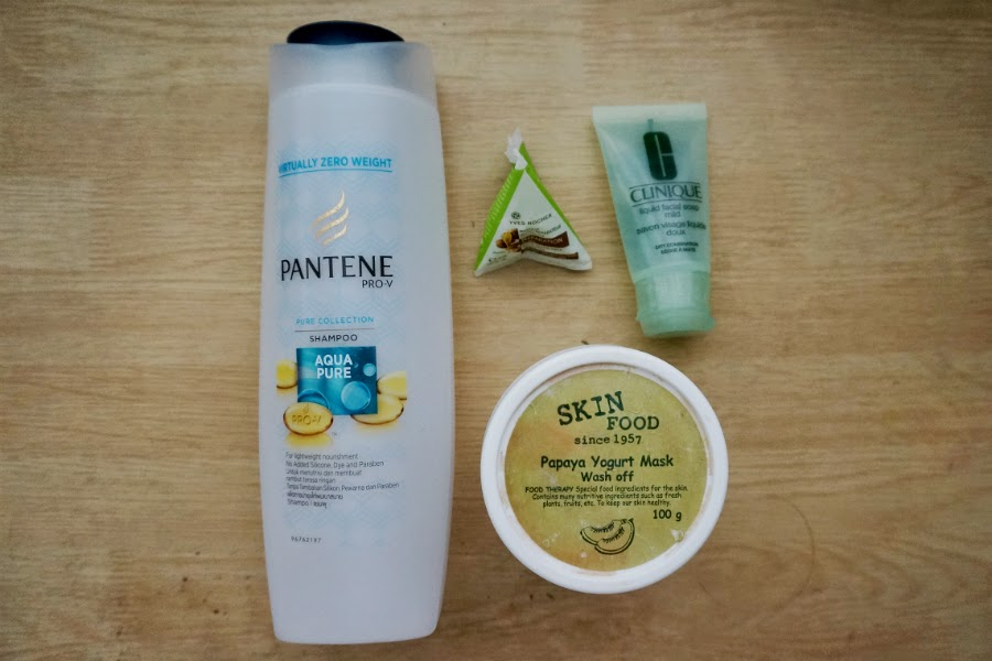 Beauty Empties: January 2015