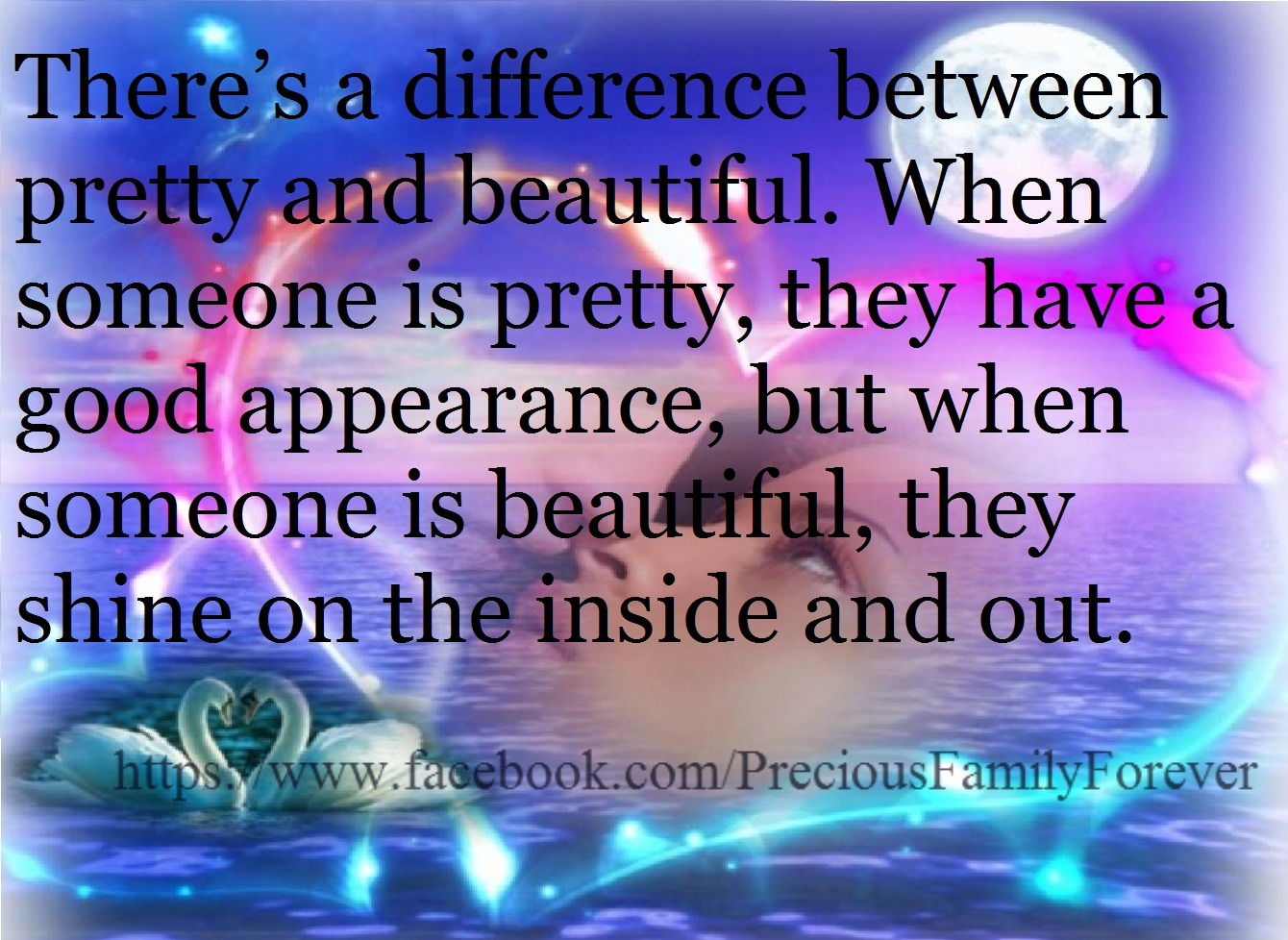 inner beauty matters No matter how alone we feel in this life we can always know that god is there for us and he loves us the way we are maybe today you are feeling alone and depressed people have let you down in your life and you don't feel any inner beauty.