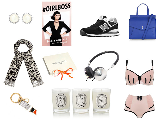 Christmas gift ideas for her - fashion and lifestyle blogger gift guide