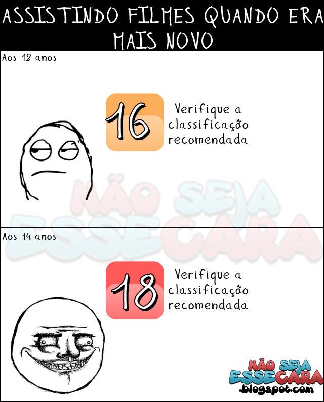 memes classificação