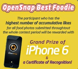 open snap best foodie