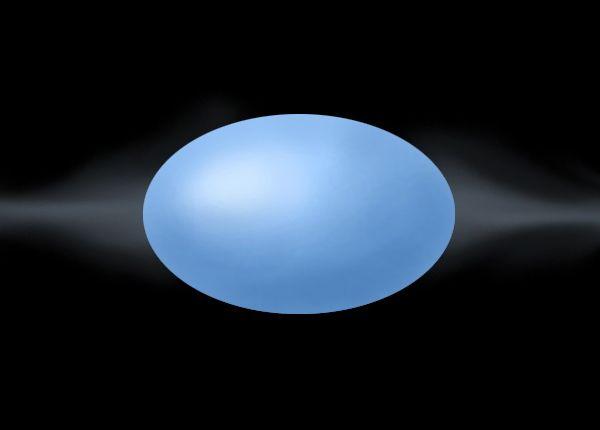 Ngôi sao Achernar là ngôi sao phẳng nhất từng được biết đến.