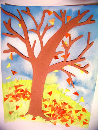 fall leaves {tutorial}