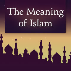 islam acceptance surrender submission and commitment essay