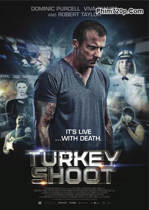 Turkey Shoot 2014 poster