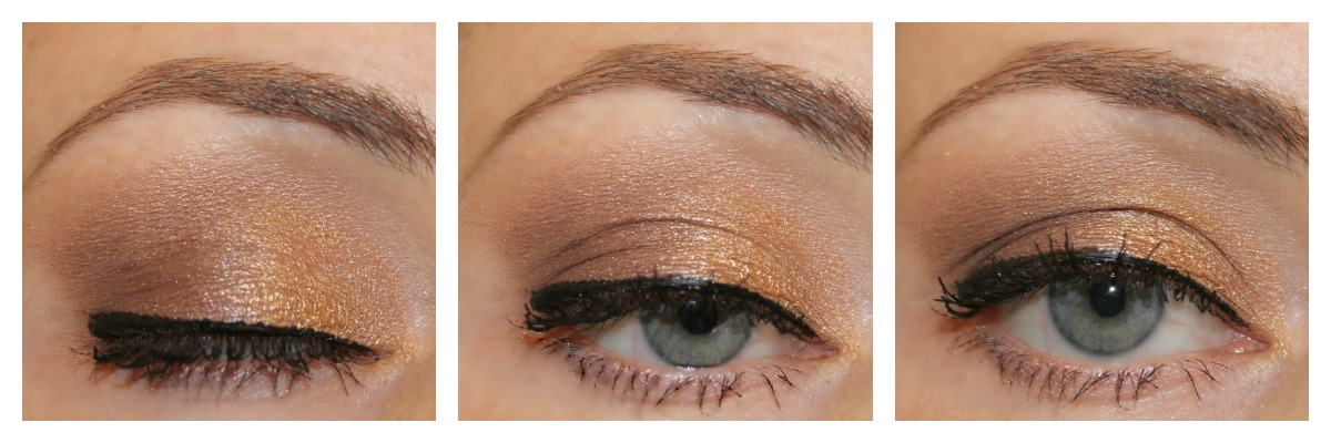 Blushing basics two color eye makeup tutorial friday january 18 2013 ccuart Gallery