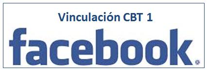 Facebook del Departamento de Vinculación del CBT 1