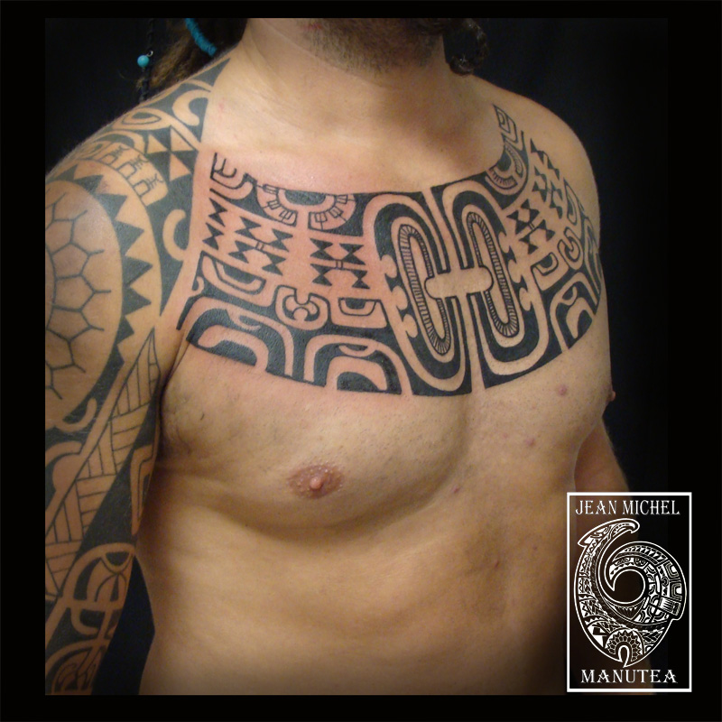 Tatouage Polynesien Polynesian Tattoo