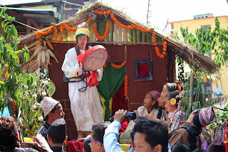 FULPATI CELEBRATIONS IN MIRIK 2014