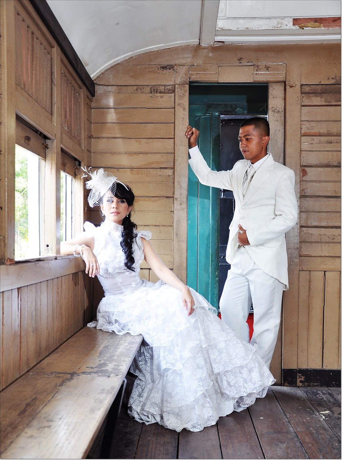 My prewedding photos for Where can i get my wedding dress steamed