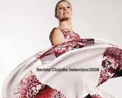 Revista Claudia Vestido by Dri Rodriguez