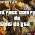 GTA SA - Novo Pack Completo de Sons do GTA V 2015