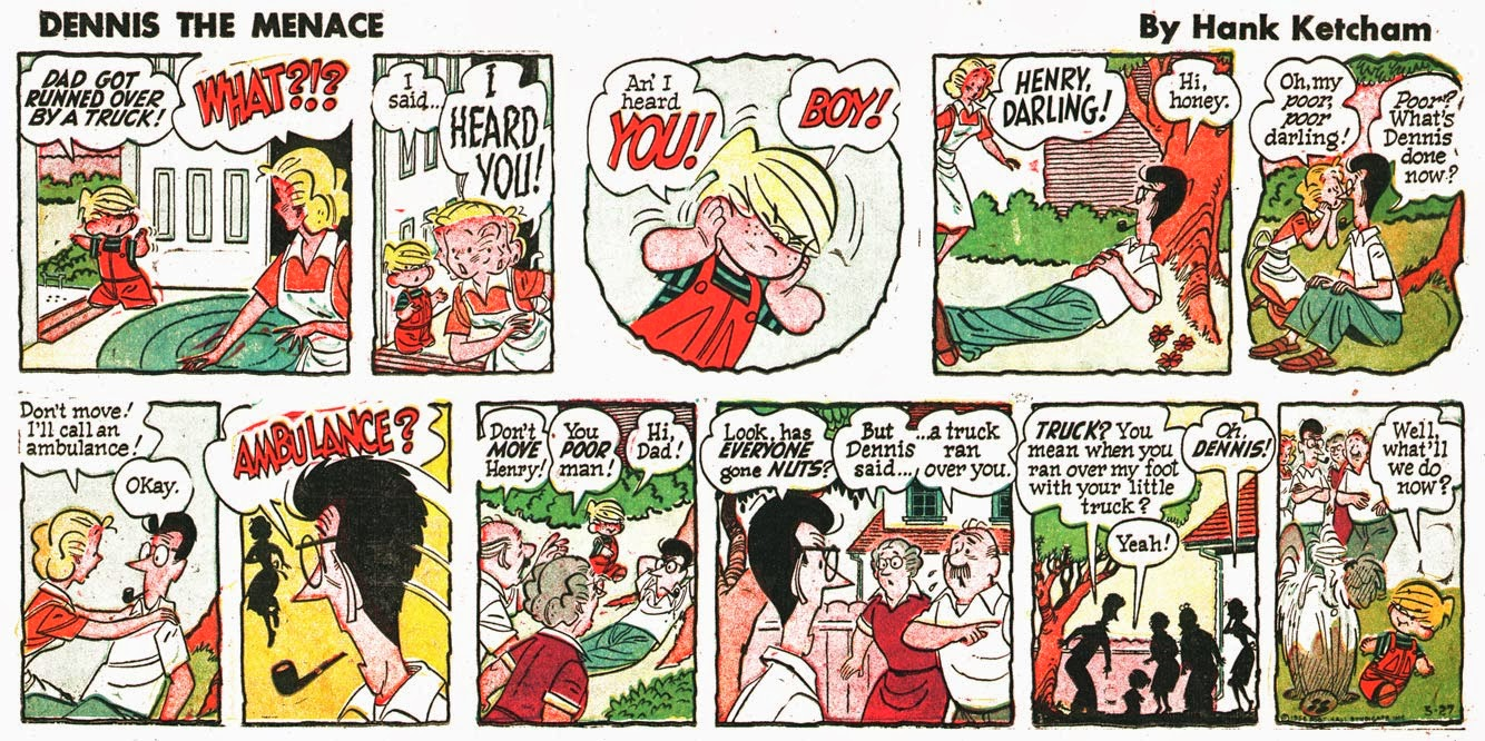 Your Dennis the menace fucks can discussed