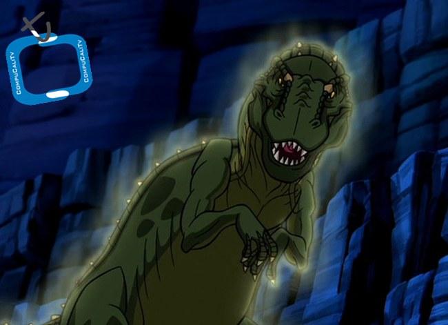 Scooby Doo La Leyenda de los Phantosaur [2011] DVDR Menu Full [Español Latino] ISO NTSC