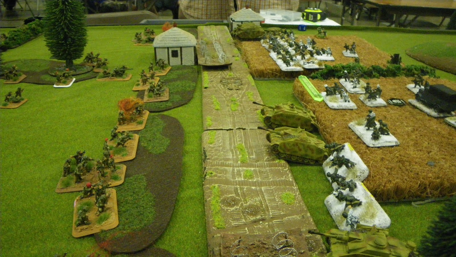 Terrain for tournaments wwpd wargames board games for Table 52 botswana