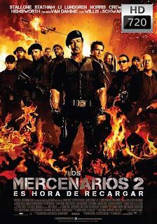 Los mercenarios 2 Online