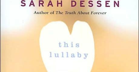 the lullaby sarah dessen
