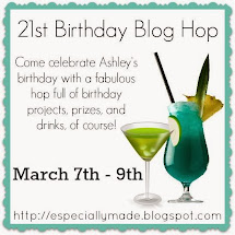 Ashley's 21st Birthday Blog Hop!