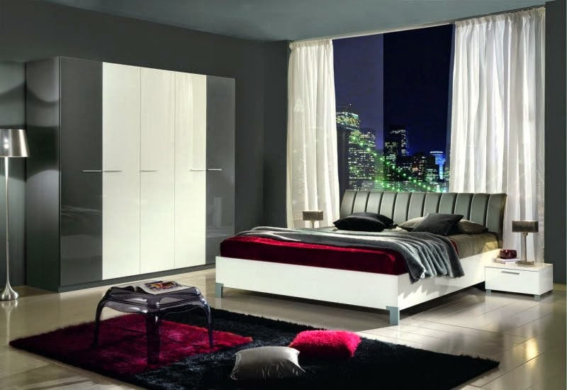 The Best Tips Of Hightech Style For Bedroom In Home - High tech bedroom design
