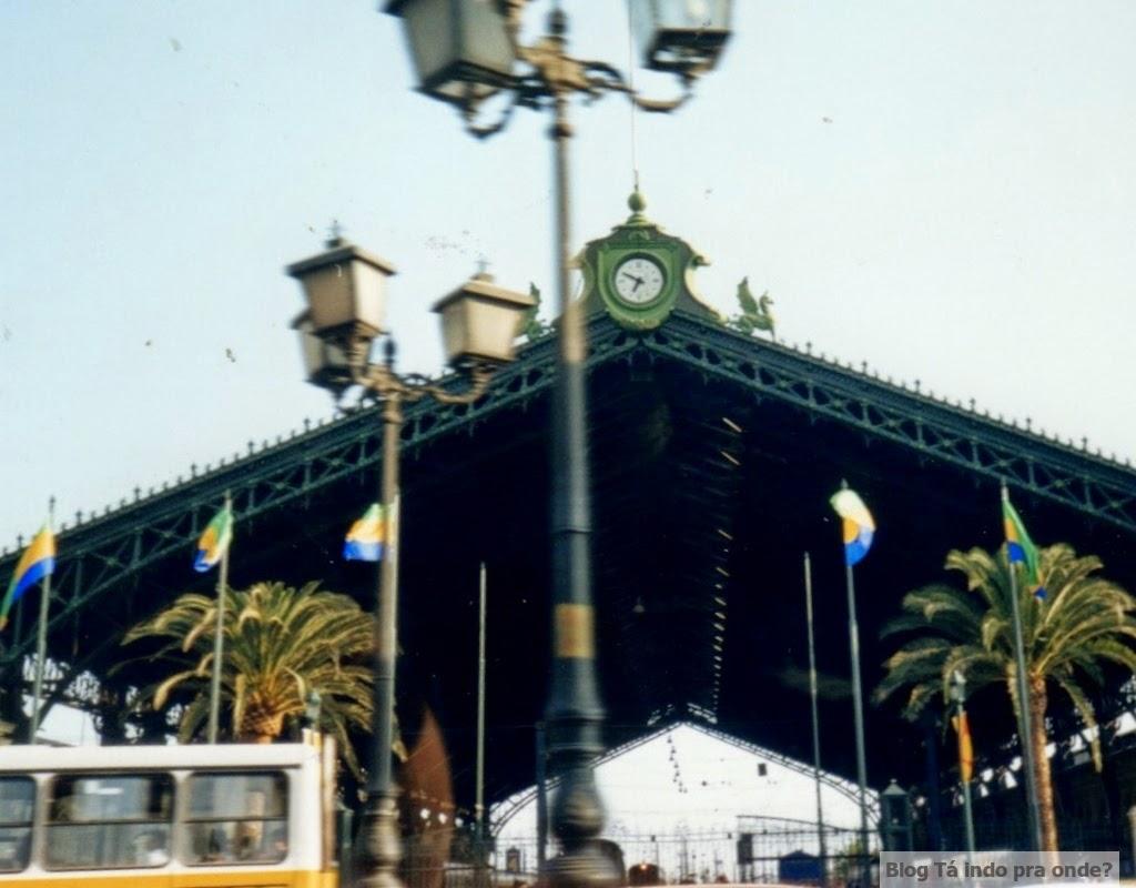 Estação Central de Santiago