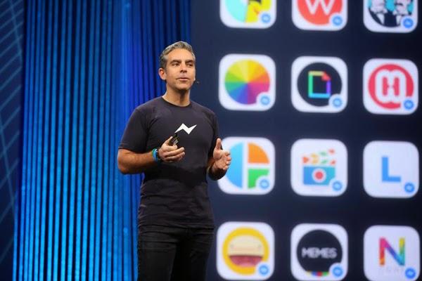 """فايسبوك تكشف عن """" فايسبوك مسنجر """" بحلته الجديدة"""