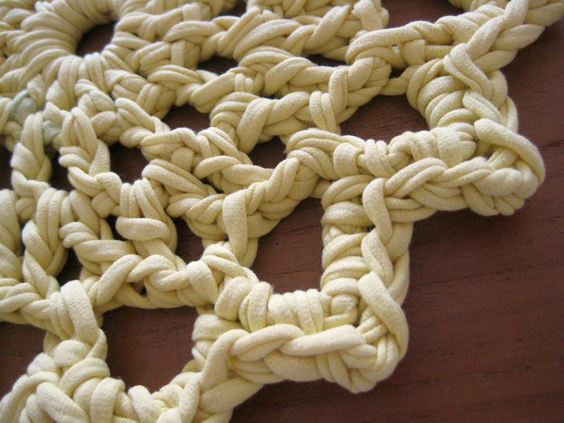 By Miekk Recycle Het Zelf Kleedje Haken Met T Shirt Zpagetti