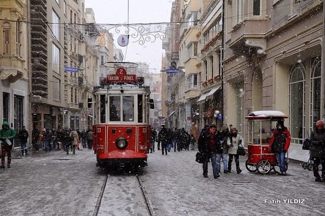 İstiklal Caddesi Tramvay