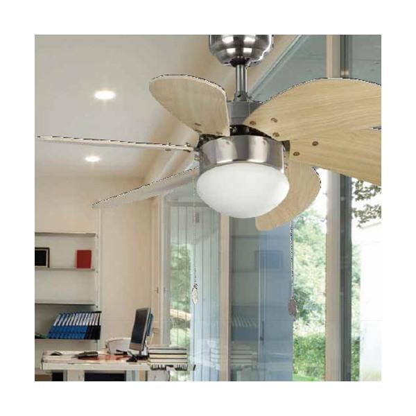 Qtlhd ventiladores de techo - Ventiladores de techo de diseno ...