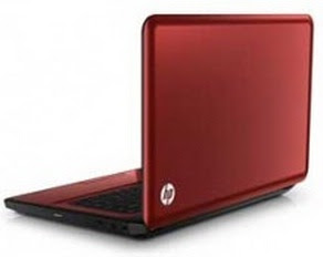 HP Pavilion G4-1126TU - Red