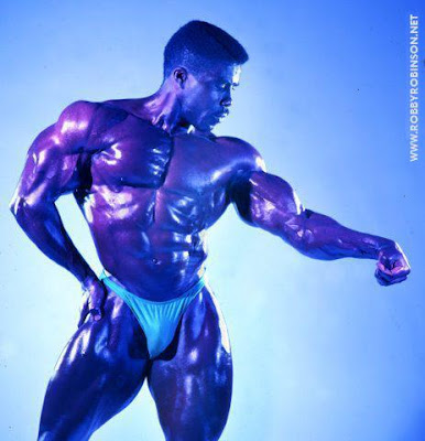 ROBBY ROBINSON'S NUTRITION SECRETS -  CONTROL YOUR WATER INTAKE WITH SODIUM AND POTASSIUM MANIPULATION.