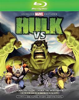 Hulk vs Thor (2009)
