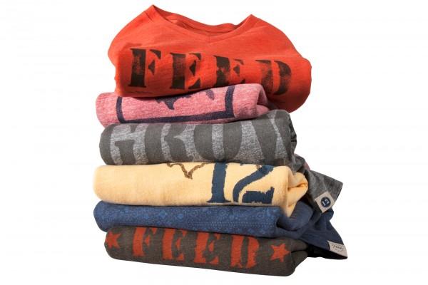 FEED USA + Target women's tees
