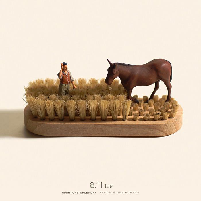 Miniature Masterpieces by Tanaka tatsuya
