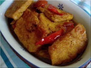 Resep Semur Daging Tahu
